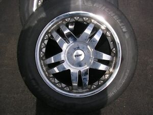 18in Mags/all season tires