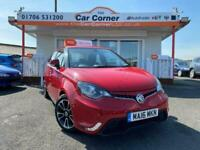 2016 MG MG3 3 STYLE VTI-TECH used cars Rochdale, Greater Manchester Hatchback Pe