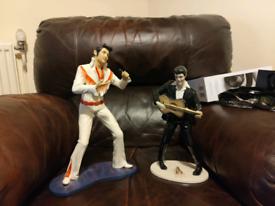 Elvis statuettes