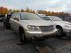 2004 Chrysler Pacifica Now Available At Kenny U-Pull Cornwall Cornwall Ontario image 1