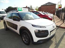 2014 CITROEN C4 CACTUS 1.2 PURE TECH / FINANCE AVAILABLE / JUST 11,000 MILES