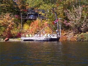 Muskoka Waterfront Cottage Avail 2017 Weekly - Dogs welcome
