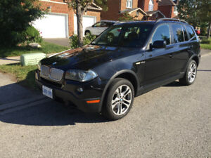 2008 BMW X3 leather SUV, Crossover
