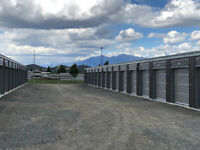Storage, Heated Storage, RV, Boat & Equipment Storage