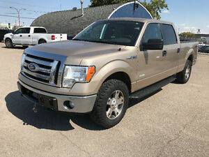 2012 Ford F-150 SuperCrew XLT 4x4 **ECOBOOST/ONLY $18,500**