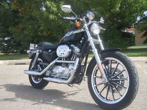2003 Harley Sportster 100th Anniversary Edition