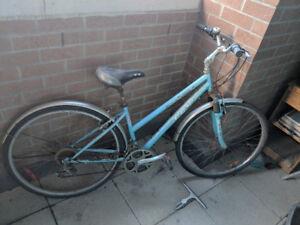 Broken bike - CCM