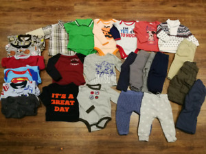EUC 6/12|12-18 month clothing lot. $50