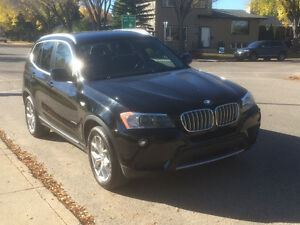 2013 BMW X3 SUV, Crossover