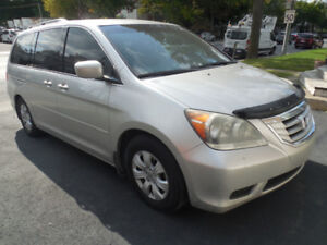 Honda Odyssey 09 (PRIVATE SALE -ONLY GOVT TAX TO PAY)