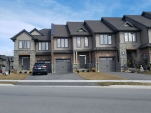 Executive Townhome in Exclusive Waterfront trails Community