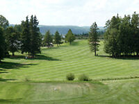 RV Lots on Dorchester Golf Course for $84,900.00