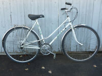 52 cm gitane vintage made in france 10 vitesse pneus neuf