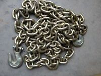 "20ft 1/2"" chain G70"