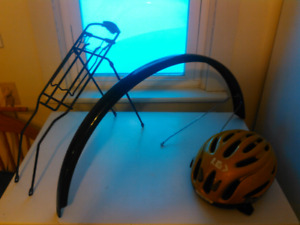 Bike accessories lot