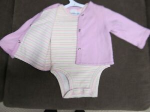 3-6M Baby Girls Clothing Lot