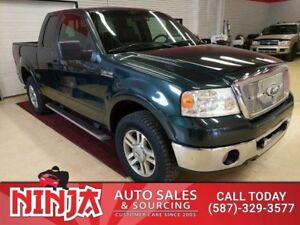 2006 Ford F-150 Lariat 4x4 Leather Sunroof Remote Starter