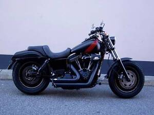 2014 HARLEY-DAVIDSON DYNA FAT BOB Cannington Canning Area Preview