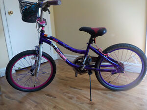 Monster high girls bike