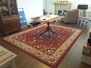 8X10 Area Rug in Great Condition