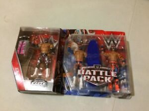 WWE Wrestling Sin Cara & Sin Cara/Kalisto Battle Pack Figure Lot