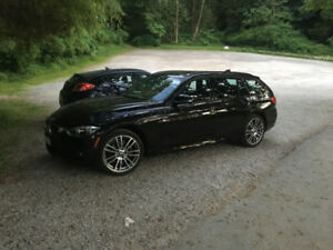 2017 BMW 330IX Touring - LEASE TAKEOVER - $578