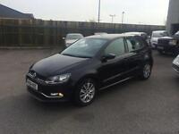 Volkswagen Polo 1.2 TSI ( 90ps ) ( BMT ) ( s/s ) DSG 2 SE 2014 64 Reg 5 Dr hatch