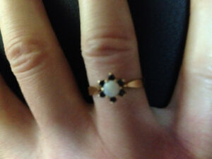 Opal Ring ...WHAT A DEAL!!!