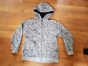 Quicksilver Hoodie - Size 12 / 14 Years