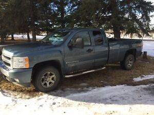 2008 Chevrolet Silverado 1500 LT Long Box, Original Owner