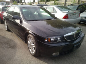 2005 Lincoln LS Signature series Sedan