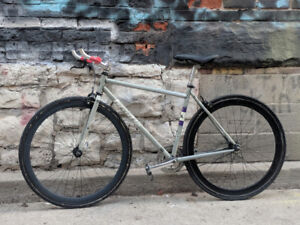 Brodie Single Speed Commuter Bike for Sale