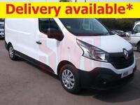 2015 Renault Trafic LL29 Business DCI 1.6 EX LEASE