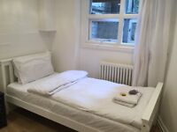 Calm natural single room to sublet in Whitechapel
