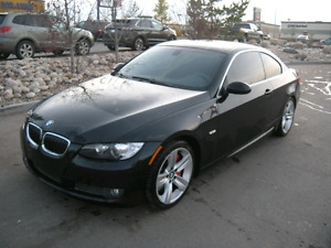 2007 BMW 335i Coupe - Excellent condition! Only 108,000 km