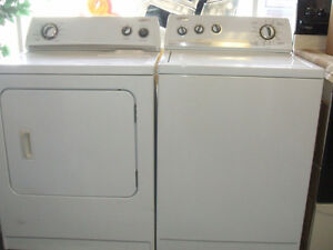 Free working dryer and broken washer