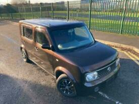 2009 Nissan Cube 7 SEATER IMPORT