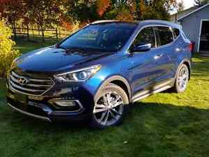 Financing available! 2017 Hyundai Santa FE Sport Ultimate