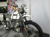 ROYAL ENFIELD HIMALAYAN FANTASTIC VALUE MID CAPACITY ADVENTURE BIKE