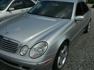 2004 Mercedes E320 4Matic, MINT CONDITION, CERTIFIED AND ETESTED