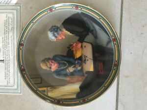 Norman Rockwell - Collector Plate