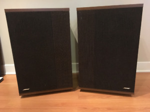 Bose 501 series IV speakers