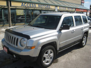 2013 Jeep Patriot, 4x4 Auto, Only 95k, North Edition, Extra Clea