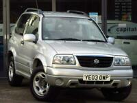 Suzuki Grand Vitara 1.6 SE Estate 3dr SUV Petrol Automatic