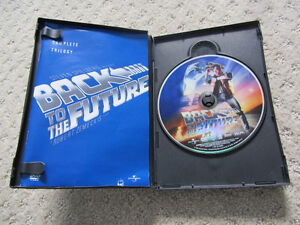 Back To The Future Trilogy on DVD London Ontario image 2