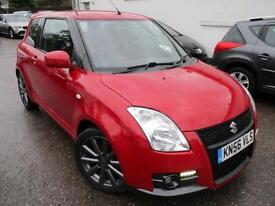 2006 SUZUKI SWIFT SPORT HATCHBACK PETROL