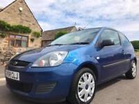 2008 58 FORD FIESTA 1.25 STYLE CLIMATE 3DR