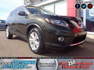 Nissan Rogue SV | AWD | Backup Cam | Moonroof | Bluetooth