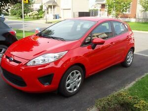 2013 Ford Fiesta Hachtback