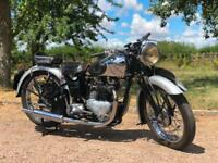 1938 Pre-War Triumph 5T Speed Twin 500cc Very Rare!!!